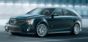 2011 Cadillac CTS-V in South Carolina