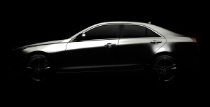 2013 Cadillac ATS Sedan Coming to Columbia SC